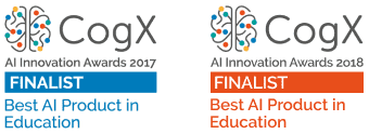 Kwiziq - Best AI product in Education Finalist 2017 & 2018